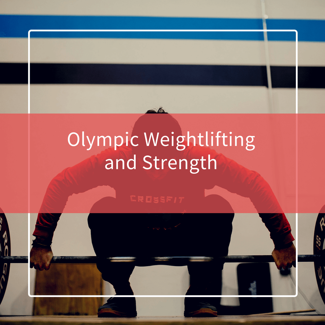 Weightlifting and Strength